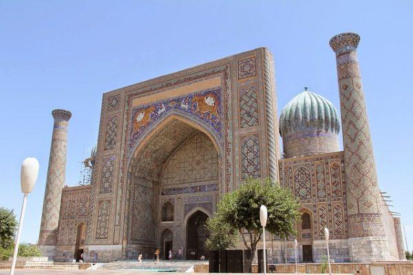 KG 29 -  Five Stans Journey Central Asia   15 days