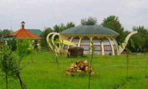 Ismayilli tour Azerbaijan - nomads yurt
