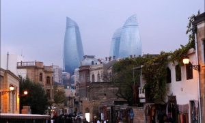 Ancient and modern Baku tour