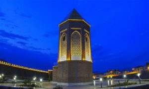 Tour to Nakhchivan city of legends