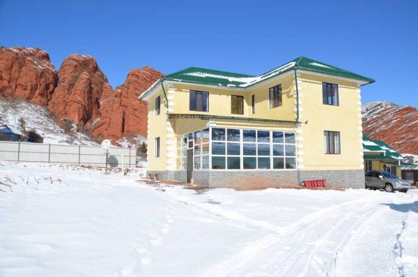 KG 25 - Ski resort tour 2020 - Kyrgyzstan   7 days