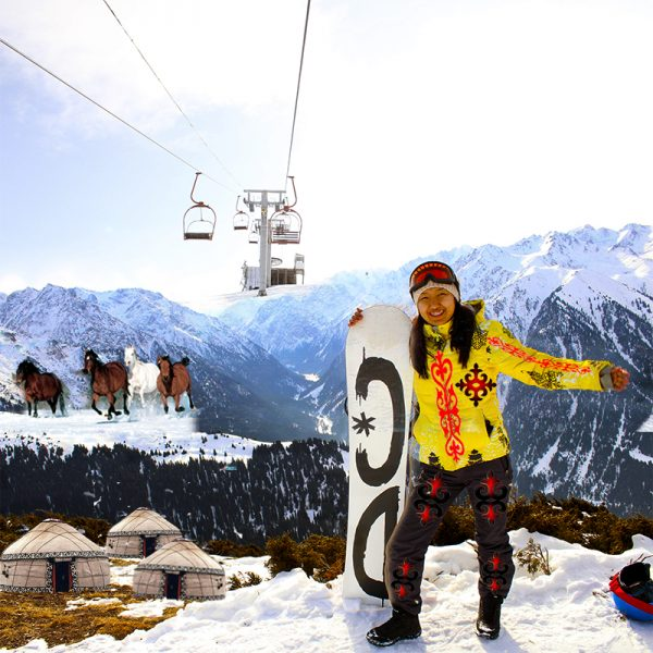KG 26 - Winter trip to Kyrgyzstan   8 days