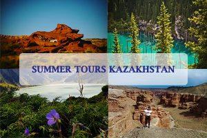 Summer tours Kazakhstan