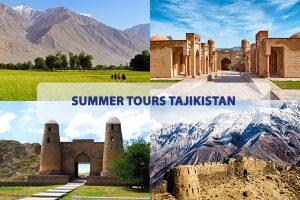Summer tours Tajikistan
