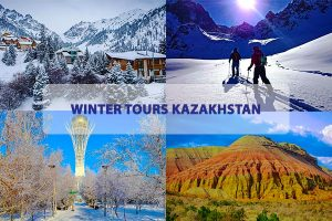 Winter tours Kazakhstan