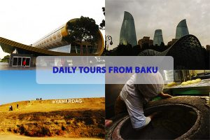 Daily tours from Baku, Azerbaijan
